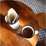 デイアンドナイト - モーニングタイムのコーヒー