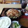 一の矢 - 料理写真:豚肉焼肉ランチ 750円