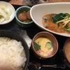 むろと - 料理写真:サバ味噌定食 800円