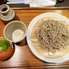 田久 - 料理写真:もりそば