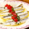 タベルナ・ユキ - 料理写真:ひこいわしの酢漬け