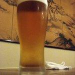 葱鮪屋 - ドリンク写真:ビール