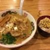麺極 はなみち - 料理写真:ら~麺 豚 (ライスはご自由に)