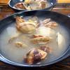 ドライブインみちしお - 料理写真:貝汁