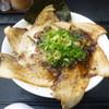 熊本中華そば せからしか - 料理写真:炙・肉そば