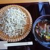泰旬庵そば風 - 料理写真:鴨汁そば(八割)