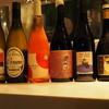 サロン デ サリュー - ドリンク写真:人気の自然派ワイン・・・日替わりで♪