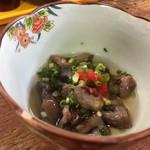 徳仙  - ナマコ酢