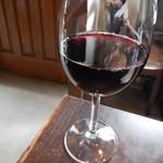 オルシックスティシックス - グラス赤ワイン