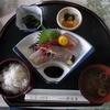入鹿温泉ホテル瀞流荘 - 料理写真:お造り定食 1230円