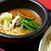 石鍋カレー味噌つけ麺