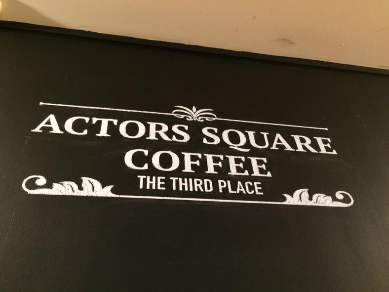 Actors Square Coffee