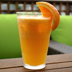 オンロード - リニューアルされたオレンジジュース