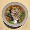 大鵬飯店 - 料理写真:豚肉・野菜湯麺〜(*^◯^*)❤️