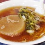 台湾料理 台湾 - 大根麺