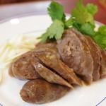 台湾料理 台湾 - 腸詰