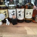 カフェ&ダイニング レジェンド - 日本酒 焼酎