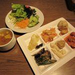 サルヴァトーレ・クオモ アンド バール - 前菜、サラダ、スープ(2016/01/13撮影)