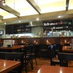 カフェ アラビカ - 店内