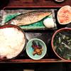 三橋屋 - 料理写真:鯖塩焼き定食