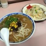 松崎ラーメン - 今回のセット^^