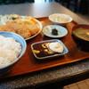 與五郎 - 料理写真:あじフライ定食です(2016.1.14)