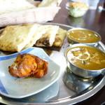 インド料理 ビシュヌ - インドセット1000円