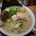 46456739 - チョイ盛り+タンメン野菜