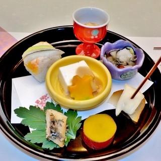 ねぶた温泉 輪島 海游 能登の庄 - 料理写真: