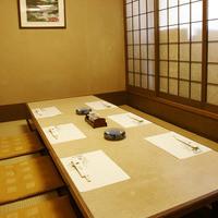 【座敷個室】接待・会食等にお座敷ございます。