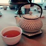 The 33 Tea&Bar Terrace - 紅茶 ホットシナモンスパイス 650円