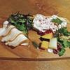 麹町カフェ - 料理写真:自家製スモーク・ハム入り