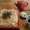 八洲 - 料理写真:ざる 900円