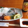 いか本家 - 料理写真:いか活造り定食 2500円(税別)(2106.1)