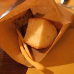 シュリ シュリ - フォカッチャ、グリッシーニ 等のパン