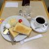 アポロ - 料理写真:モーニングトーストセット500円