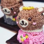 ハルナ - 人気沸騰!話題の立体ケーキ