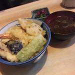 田仲家 - 天丼  ¥650