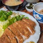 丸八食堂 - 料理写真: