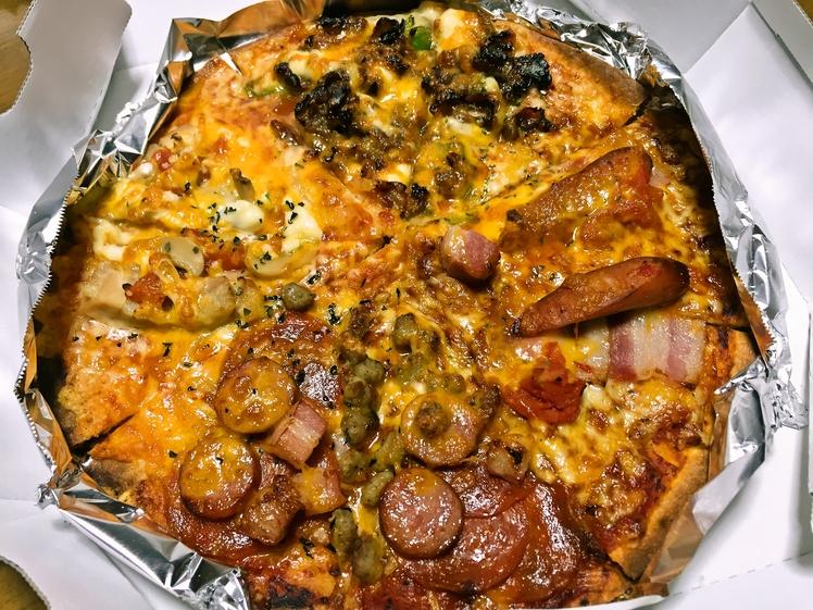 ピザ・カリフォルニア 別府店