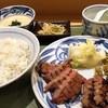 青葉 - 料理写真:牛タンの定食