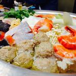 割烹 甲州  - 海鮮鍋