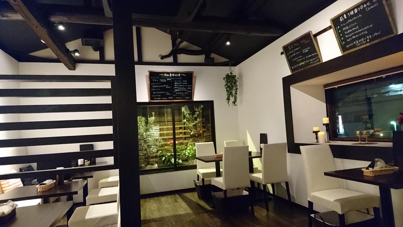 イタリアンカフェ&バル サルーテ