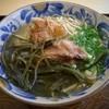 新垣そば - 料理写真: