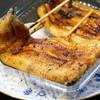 うなぎ川亀 - 料理写真:2016.1 鰻(半身1枚1,500円)