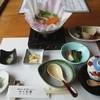音市楼 かくれ庵 - 料理写真:ランチ「桧」のセット  H28.1.17訪問