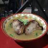 らーめん右京 - 料理写真:熟成味噌焼豚らーめん。