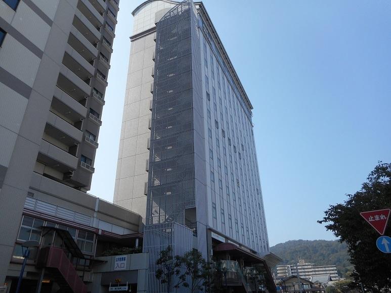 ホテルテトラ大津