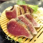 明神丸 - 塩たたき定食