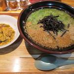 博多ラーメン かっぱ亭 - 博多ラーメン(麺①番)